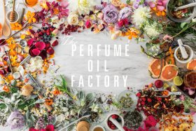 【フェア】31種類の香りで自分らしい毎日を。夏の香水コレクション〈The PERFUME OIL FACTORY(ザ・パフュームオイルファクトリー)〉 POP UP SHOP