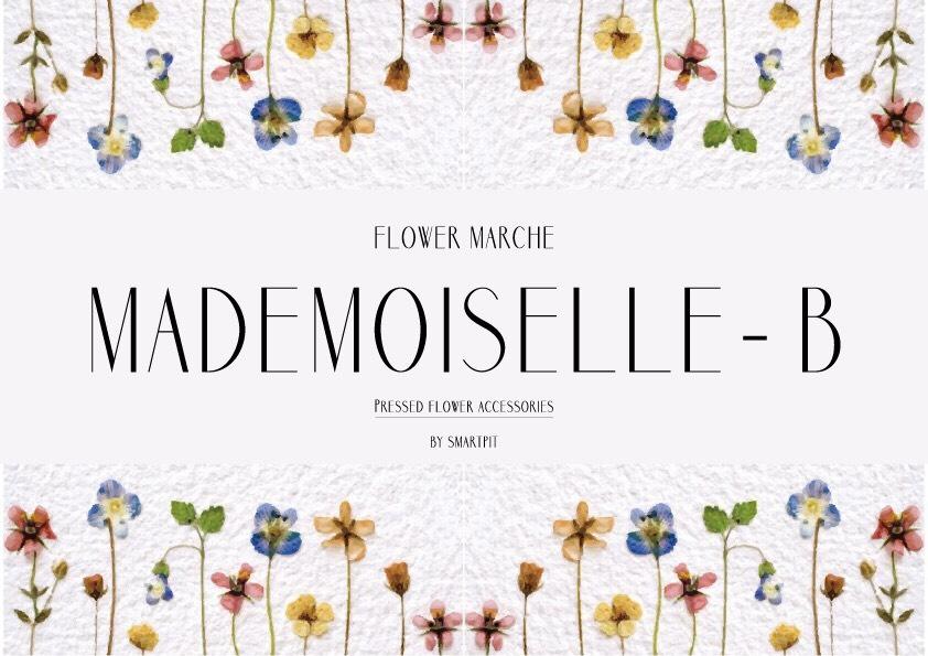 【フェア】〈MADEMOISELLE-B (マドモアゼルベー)〉 POP UP SHOP