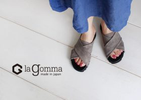 【フェア】〈la gomma(ラゴンマ)〉 POP UP SHOP