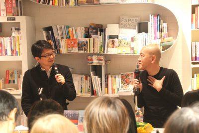 穂村弘さん×島田潤一郎さんトーク「運命の本の探し方」「運命の作家との出会い方」