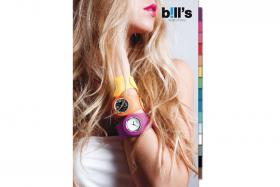 *終了しました【フェア】手元をカラフルに彩る〈 bill's watches(ビルズウォッチ)〉 POP UP SHOP