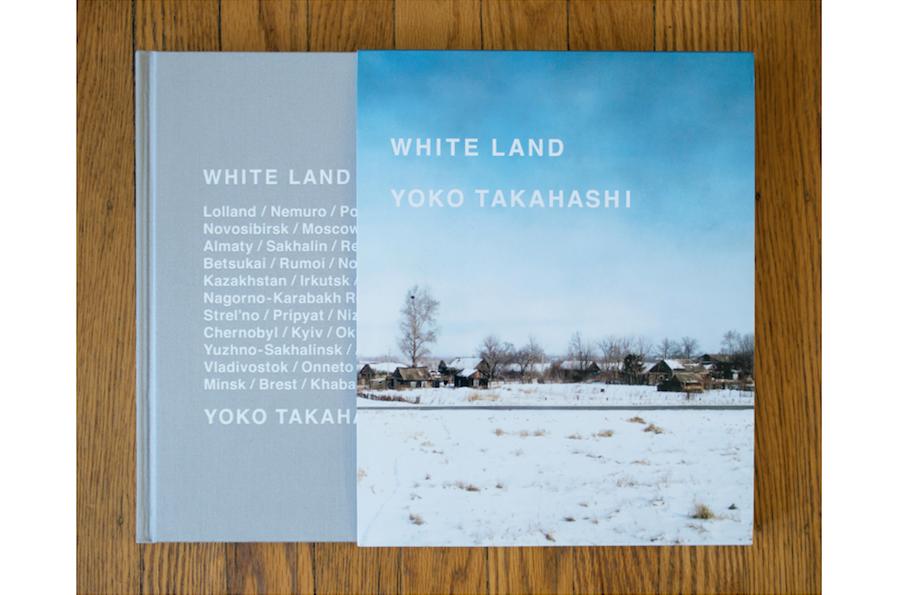 *終了しました【イベント】高橋ヨーコさん(写真家)×岡本仁さん(編集者)『WHITE LAND』刊行記念「どうしていま写真集をつくるのか?」