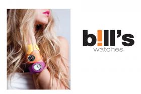 【フェア】夏の手元をカラフルに彩る〈bill's watches(ビルズウォッチ)〉 POP UP SHOP