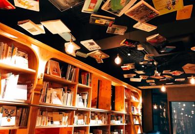 """【選書のお仕事】池袋の""""泊まれる本屋""""「BOOK AND BED TOKYO」の本をセレクトしました"""