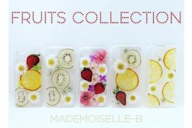 *終了しました【フェア】色とりどりの押し花やフルーツでつくられた雑貨のフェア〈MADEMOISELLE-B(マドモアゼルベー)〉