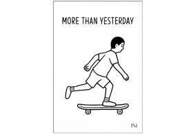 *終了しました【ギャラリー】『MORE THAN YESTERDAY / Noritake』 原画展&ギャラリートーク