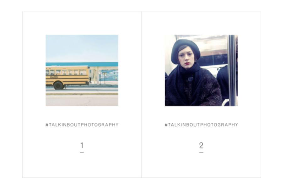 【出版】岡本仁さん・濱田英明さん・宇壽山貴久子さん『#TALKINBOUTPHOTOGRAPHY 1』