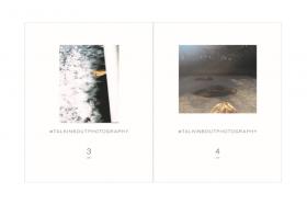 【出版】編集者の岡本仁さんが、写真家の奥山由之さん・大森克己さんにそれぞれインタビューをしたイベントの講義録『#TALKINBOUTPHOTOGRAPHY』第二弾《10/29》発売!