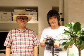 ドラクエ好きなベテラン写真家、齢50にしてインスタと格闘す〜岡本仁さん×佐内正史さん