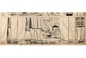 *終了しました【フェア】『スヌーピーとチャールズ・M・シュルツの芸術 必要なものだけを』(DU BOOKS)刊行記念フェア「やっぱりピーナッツが好き!」