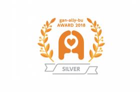 がんアライ部主催・第1回「がんアライ宣言・アワード」にて、シルバー賞を受賞しました