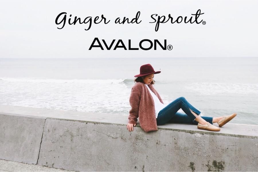 【フェア】女性のためのアパレルブランド〈ginger and sprout(ジンジャーアンドスプラウト)〉〈AVALON(アヴァロン)〉POP UP SHOP