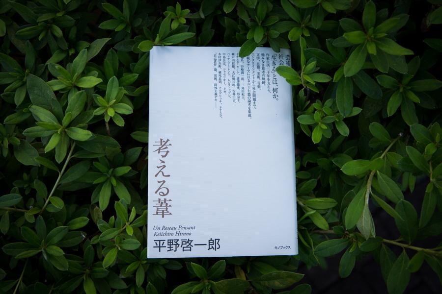 初めて小説を書いた年齢──『考える葦』(平野啓一郎)より