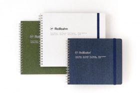"""【イベント】ステーショナリーディレクター・土橋正さんが手がける """"考える人"""" のための新しいノートが登場。〈Rollbahn Landscape Pop-up Store〉"""