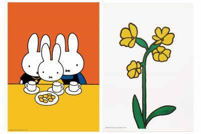 【ギャラリー・フェア】「MIFFY AND FRIENDS Collection」 by 〈ZERO PER ZERO〉