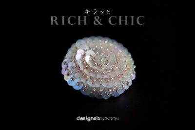 【フェア】キラッと輝きをプラスする 冬の新作アクセサリー〈designsix LONDON〉POP UP SHOP