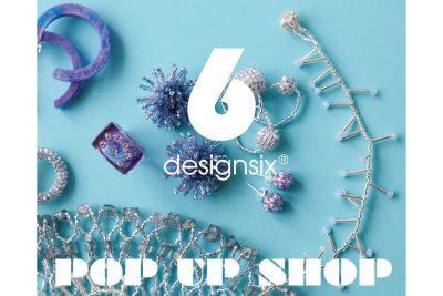【フェア】キラリと存在感を放つアクセサリー〈designsix LONDON〉POP UP SHOP
