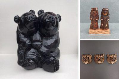 【フェア】北の大地のぬくもりを体感する 熊彫りとアイヌ文様の民芸品フェア by〈熊乃屋阿野みやげ店〉