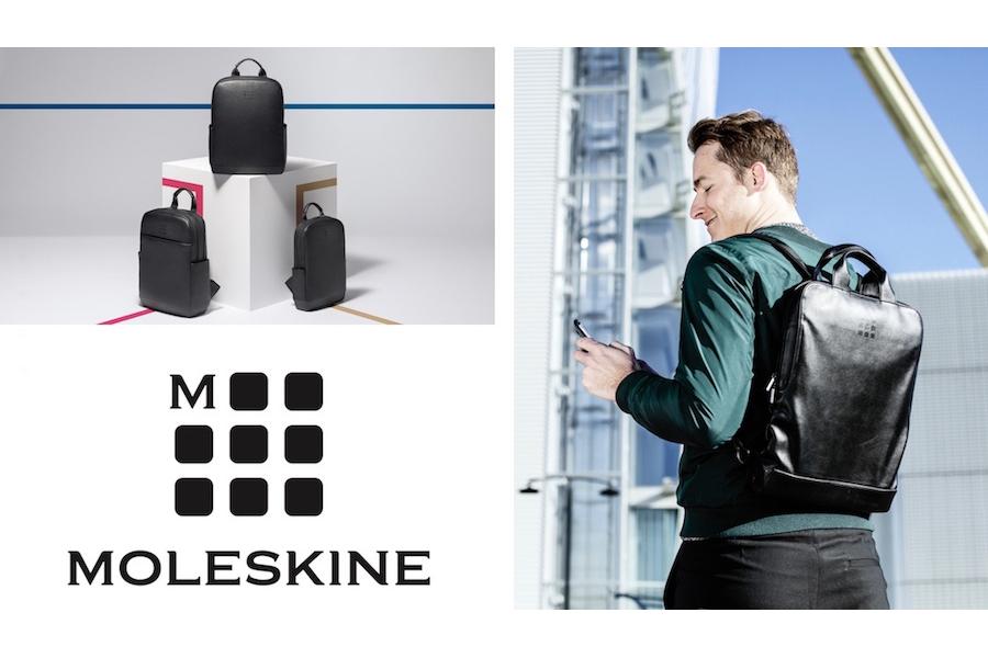 【期間延長!】〈MOLESKINE〉BUSINESS BAG COLLECTION