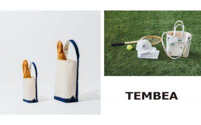 【フェア】春のお出かけに持ち歩きたいバッグ〈TEMBEA〉POP UP SHOP@SPBS本店