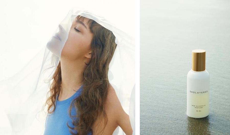 【フェア】メイドインジャパンにこだわった、清潔感のある香り〈SHOLAYERED〉POP UP SHOP