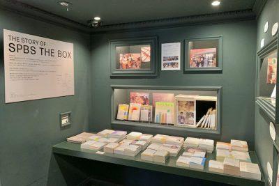 """【展示】""""THE STORY OF SPBS THE BOX"""" @SPBS本店ギャラリー"""