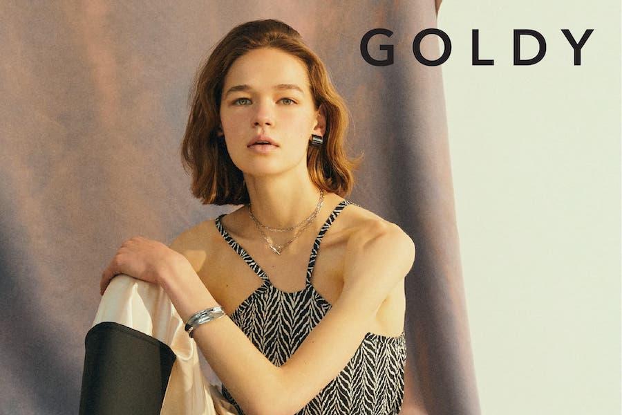 【フェア】夏のファッションにきらめきを添えるアクセサリー〈GOLDY〉 POP UP SHOP@CHOUCHOU