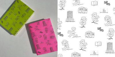 【お知らせ】北村みなみさんデザインのオリジナルブックカバーができました@虎ノ門店・豊洲店